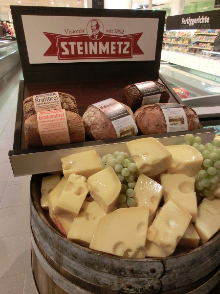 Steinmetz Brot