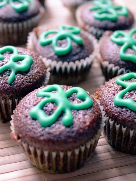 Mini-Muffins mit Guinness
