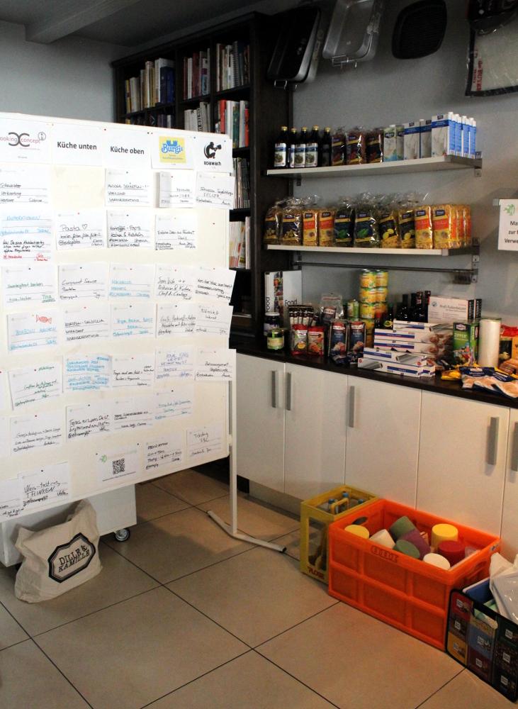 Foodbloggercamp Sessiontafel
